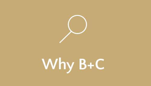Why B+C